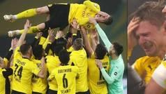 Las desgarradoras lágrimas de Piszczek: se va del Dortmund... para jugar en la 4ª división polaca