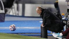 Zidane, muy cuestionado tras la derrota ante el Shakhtar Donestk