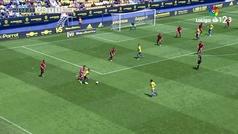 Machís, Ontiveros, Joselu, Saúl y Eugeni firmaron los mejores goles de la jornada