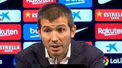 Celades admite el bajón del Valencia en una semana traumática para el equipo che
