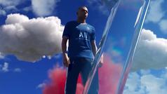 El PSG no se rinde: presenta la nueva camiseta con Mbappé... y 'borra' a Nike