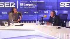 """Florentino, """"triste"""" por el fracaso de la Superliga: """"Ni que hubiésemos tirado una bomba atómica"""""""