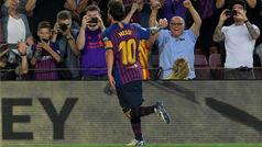 LaLiga (J1): Resumen y goles del Barcelona 3-0 Alavés