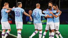Champions League (Grupo C): Resumen y goles del Shakhtar Donetsk 0-3 Manchester City