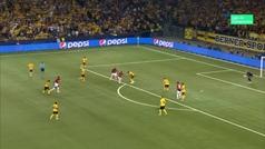 Gol de Pogba (0-1) en el Young Boys 0-3 Manchester United