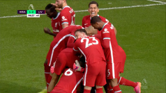 Premier League (J36): Resumen y goles del West Brom 1-2 Liverpool