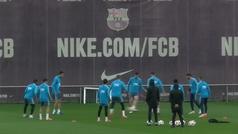 El clan brasileño contra Piqué, sigue el buen ambiente en Can Barça