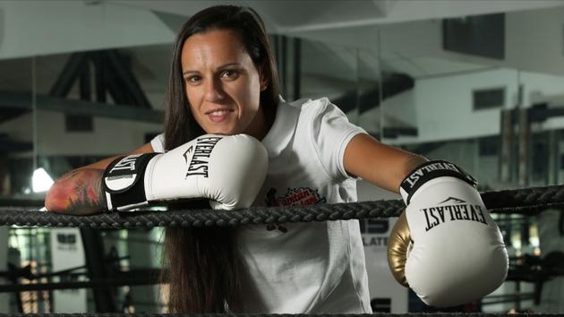 Joana Pastrana Pierde Su Corona Mundial De Boxeo Ante: Joana Pastrana Nos Muestra Cómo Prepara Su Primera Defensa