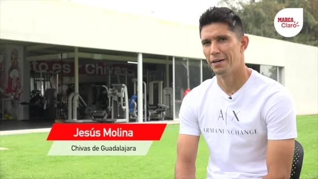 """Molina: """"Para mí el jugador diferente pensante es Luis Montes"""""""