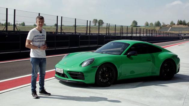Conducimos el nuevo Porsche 911 GTS