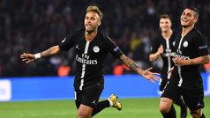 Champions League (J2): Resumen y goles del PSG 6-1 Estrella Roja