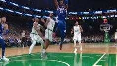 La NBA alza el telón a lo grande