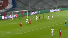 Gol de Choupo-Moting (1-2) en el Bayern 2-3 PSG