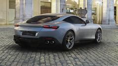 Así fue la presentación mundial del Ferrari Roma