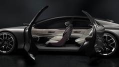 Audi grandsphere: cuando conducir es lo de menos