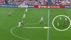 El carrerón 'infernal' de Asensio en el minuto 89 que casi regala la victoria al Madrid