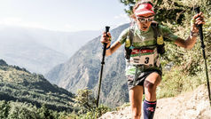 Anna Comet  y Suman Kulung, imparables en la Everest Trail Race