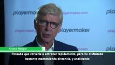 """Wenger anuncia su regreso: """"Volveré pronto al fútbol, el momento ha llegado"""""""