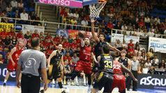 Liga ACB. Resumen: Fuenlabrada 88-84 Iberostar