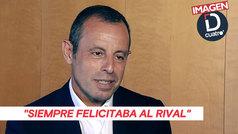 """Rosell repasa su vida en la cárcel: """"Me sorprendió tanto recluso aficionado del Barça en Madrid"""""""