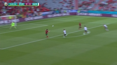 El contragolpe más increíble de Cristiano: De despejar un córner a marca el gol