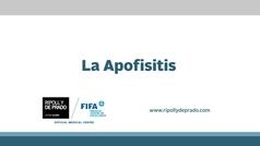 CuídatePlus: Apofisitis