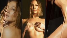 Jennifer Lopez presenta su nuevo álbum, In The Morning, completamente desnuda