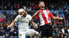LaLiga (J33): Resumen y goles del Real Madrid 3-0 Athletic