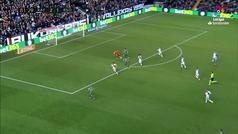 Gol de Willian José (2-2) en el Rayo 2-2 Real Sociedad