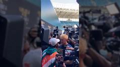 Broncón 'inesperado': Mayweather enloquece contra Jake Paul y acaban a tortas