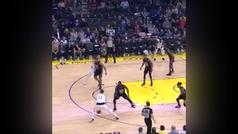 La última 'diablura' de Luka Doncic para someter a uno de los mejores defensores de la NBA