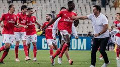 Champions League (J2): Resumen y goles del AEK 2-3 Benfica