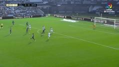 Gol de oro: Gol de Ceballos (1-4) en el Celta 2-4 Real Madrid