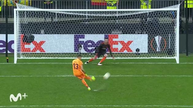 La perfecta tanda de penaltis: 22 penaltis... y fallo De Gea