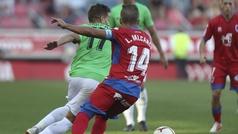 LaLiga 123 (J6): Resumen y goles del Numancia 0-2 Almería