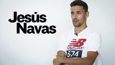 """Jesús Navas: """"Ramos es sevillista, espero que algún día se arregle todo"""""""
