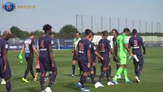 Batacazo de Buffon en su debut con el PSG