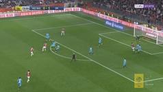 Ligue 1 (J10): Resumen y goles del Niza 0-1 Olympique Marsella