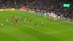 Gol de Sané (1-1) en el Manchester City 2-1 Hoffenheim