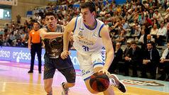 Liga ACB. Resumen: Breogán 76-95 Burgos