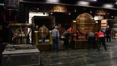 El Teatro Real ultima preparativos para el sorteo de la Lotería