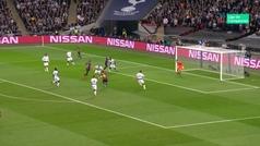 Gol de Messi (1-3) en el Tottenham 2-4 Barcelona