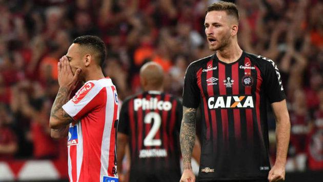 Copa Sudamericana (final, vuelta): Resumen y goles del Paranaense 1(4)-(3)1 Junior