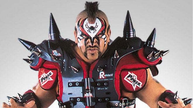 Muere Road Warrior Animal, leyenda de la WWE, a los 60 años