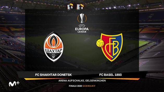 Europa League (cuartos): Resumen y goles del Shakthar 4-1 Basilea