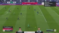 El golazo de Modric en la final del Torneo FIFA para el Madrid de Asensio