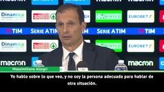 "Allegri: ""Cristiano ha marcado un gol fantástico"""