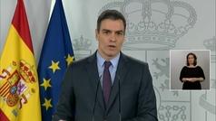 Sánchez reeditará unos nuevos Pactos de La Moncloa superada la pandemia