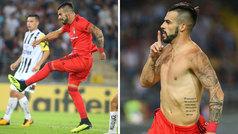 Negredo salva al Besiktas con su golazo en el 90... y es expulsado