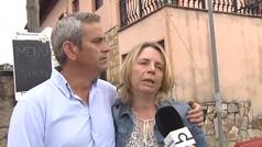 Los padres de Celia Barquín, desolados: ?Qué mala suerte ha tenido mi pobre?